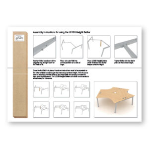 Linnea 120 Degree Assembly Instructions Front Cover