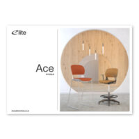 Ace Stools Flyer Front Cover