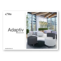 Adaptiv Flyer Front Cover