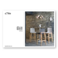 Bill Stools Flyer Front Cover