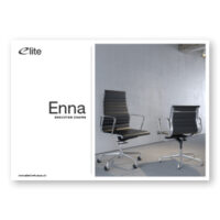Enna Flyer Front Cover