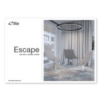 Escape Flyer Front Cover