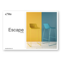 Escape Stool Flyer Front Cover