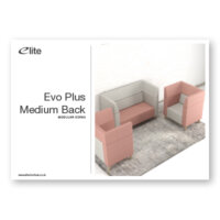 Evo Plus Medium Back Flyer Front Cover