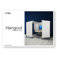 Hangout Flyer Front Cover