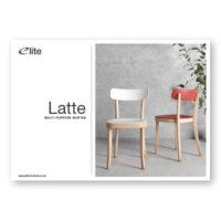 Latte Flyer Front Cover