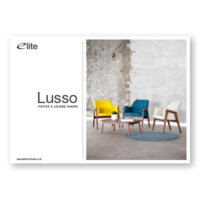 Lusso Flyer Front Cover