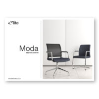 Moda Flyer Front Cover