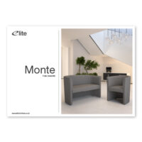Monte Flyer Front Cover