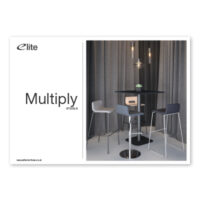 Multiply Stools Flyer Front Cover