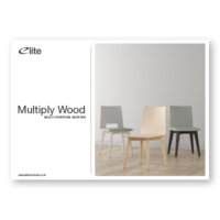 Multiply Wood Flyer Front Cover