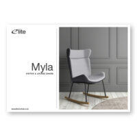 Myla Flyer Front Cover