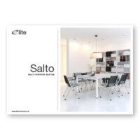 Salto 4 Legged Flyer Front Cover