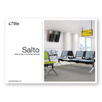 Salto Bench Flyer Front Cover