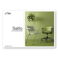 Salto Swivel Flyer Front Cover