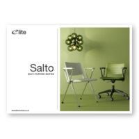 Salto Swivel Flyer Front Cover