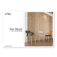 Zen Wood Flyer Front Cover