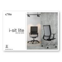 i-sit Lite Flyer Front Cover