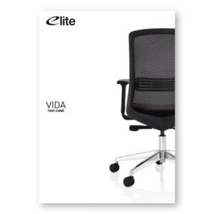 Vida Brochure Front Cover