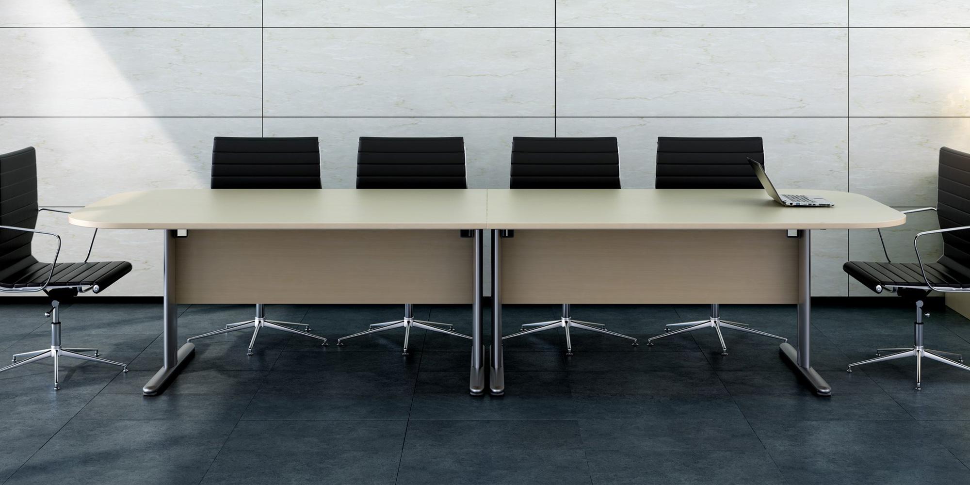Optima Plus Boardroom Table Roomset