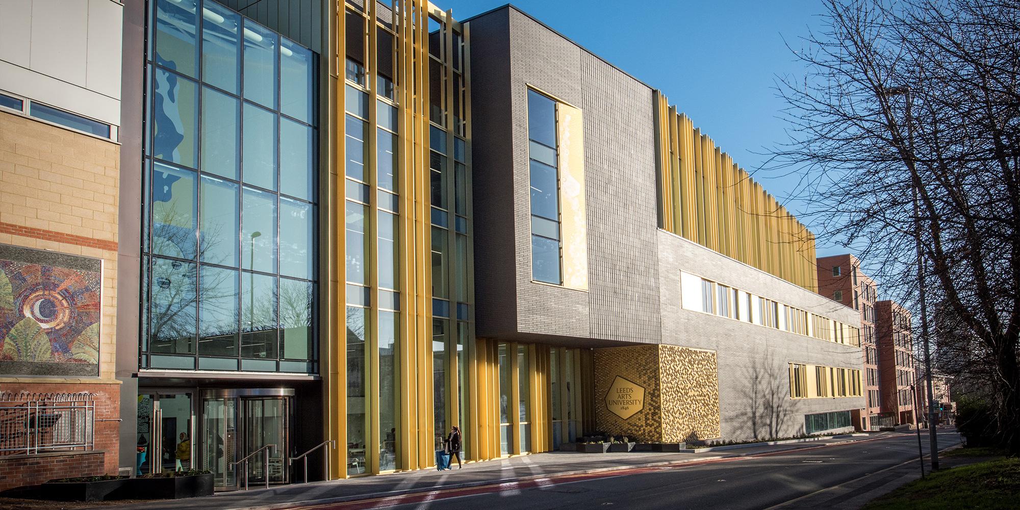 Leeds Arts University Case Studies Featured Image