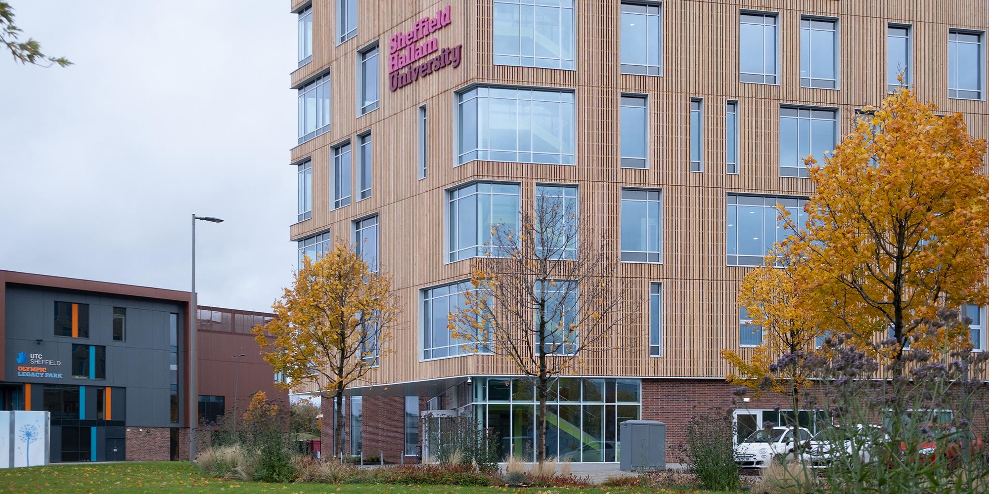 Sheffield Hallam University Case Studies Featured Image