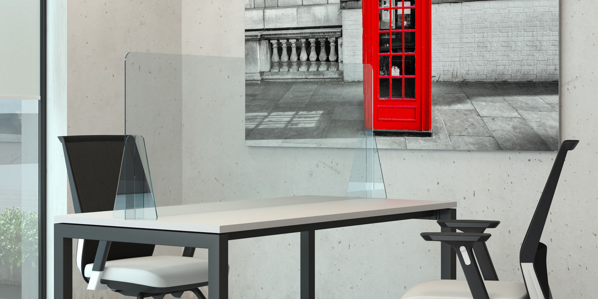 Freestanding Acrylic Screens Feature Image