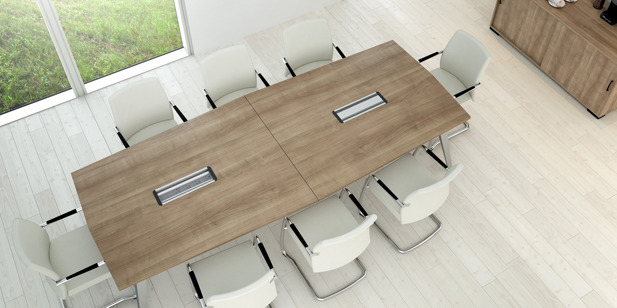 Moda Meeting Chairs Roomset