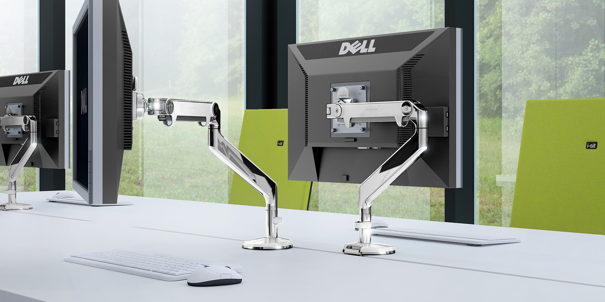 M2 Monitor Arm Roomset