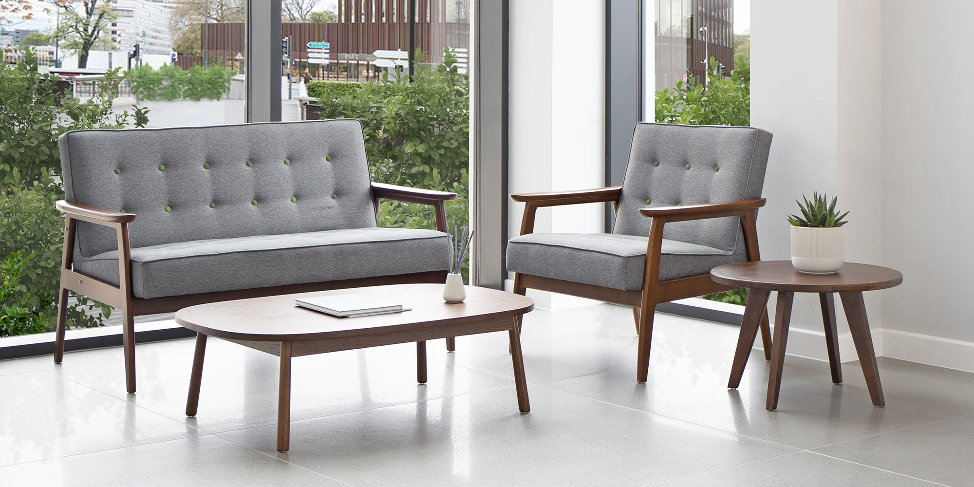 Kouch Soft Seating Roomset