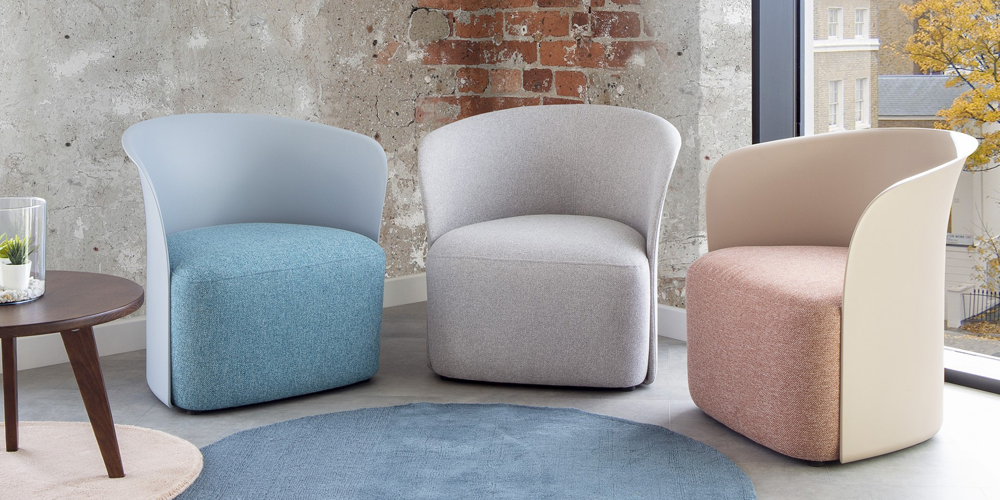 Teo Soft Seating Roomset