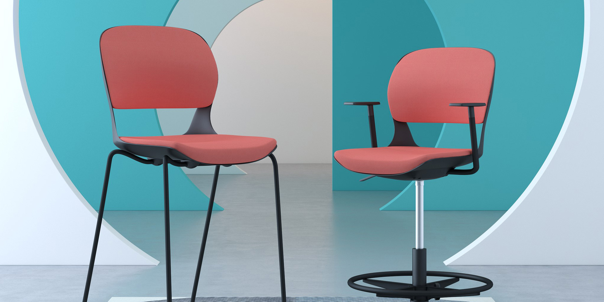 Ace Stool Roomset