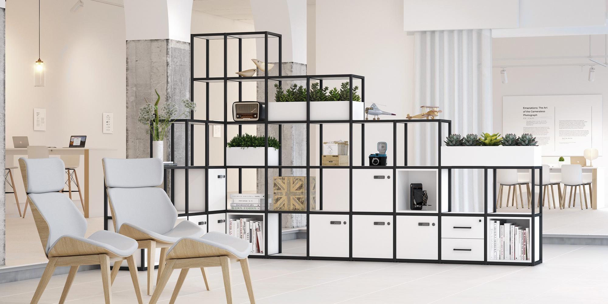 Cubeform Roomset