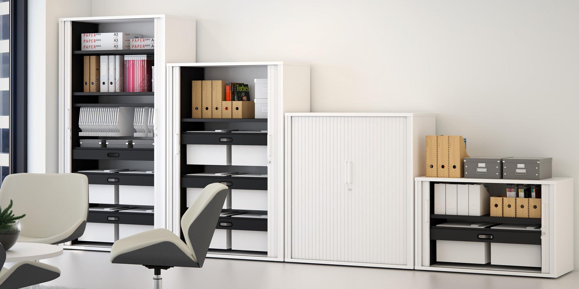 Storage Units Roomset