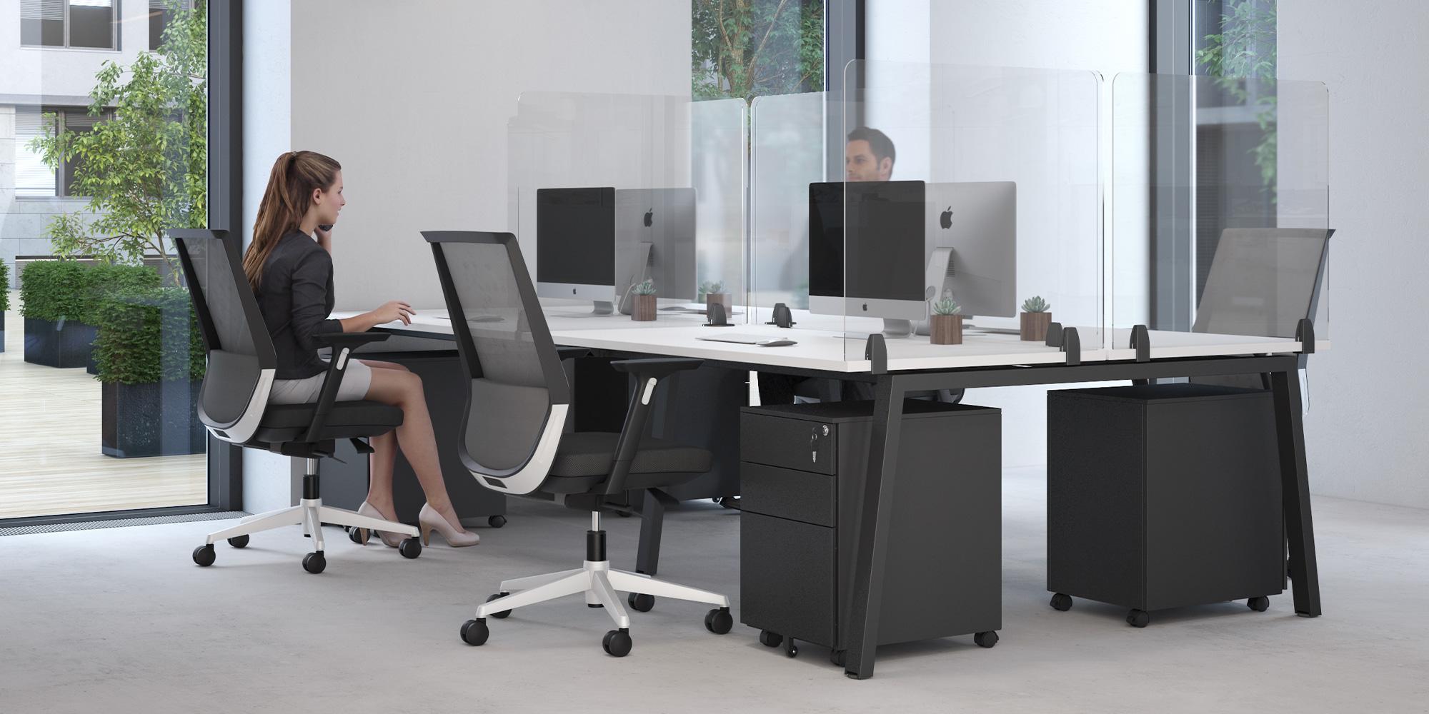 Loop Task and Meeting Seating Roomset