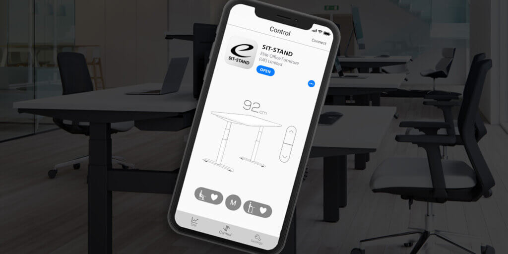 Sit-Stand Mobile App Release for Progress Plus
